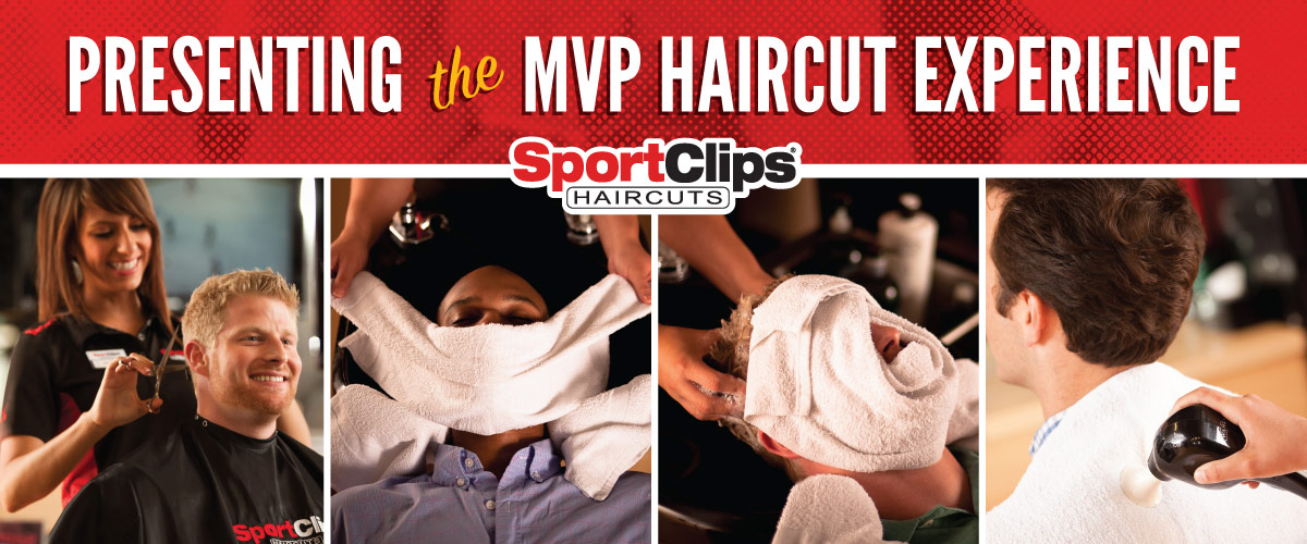 The Sport Clips Haircuts of Glendale - Port Washington MVP Haircut Experience